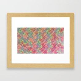 Rerun Framed Art Print