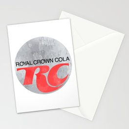 Royal Crown Cola Stationery Cards