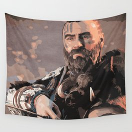 Rost Wall Tapestry