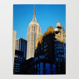 Empire State of Mind Poster