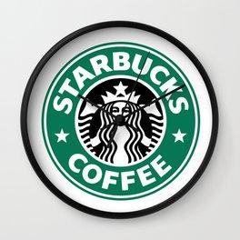 starbucks coffee Wall Clock