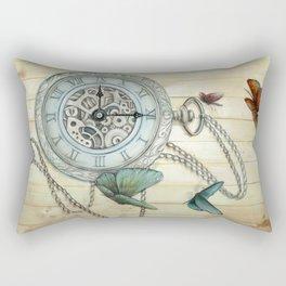 Éphémère Rectangular Pillow