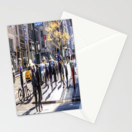 East 42nd Street Stationery Cards