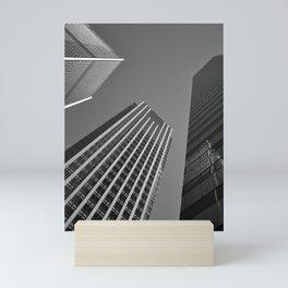 The Tall Three Mini Art Print