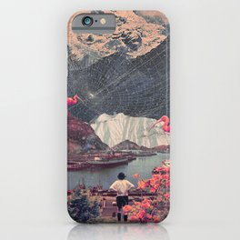 My Choices left me Alone iPhone Case