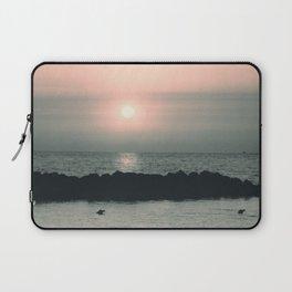 Sunset Ocean Bliss #4 #nature #art #society6 Laptop Sleeve