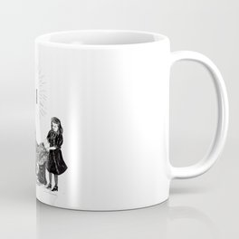 The Darkness And The Light Coffee Mug