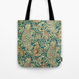 The Forest  William Morris Tote Bag