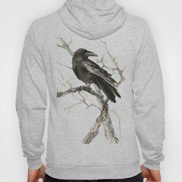 Raven on the Tree Hoody