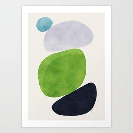 Balance V Art Print