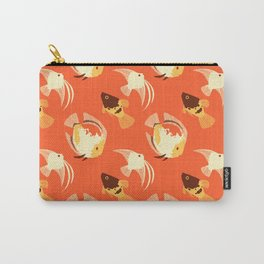 Lava Fish tile Carry-All Pouch