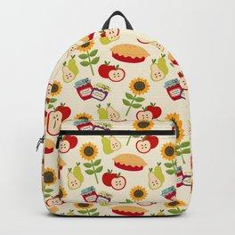 September Collage Backpack