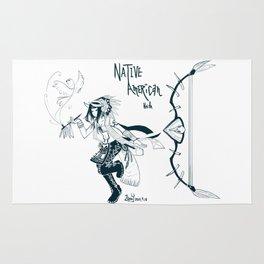 SMITE - Native American Neith Rug