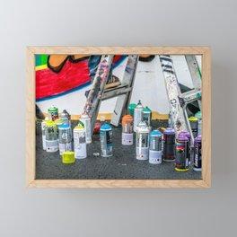 Artist's Playground Framed Mini Art Print
