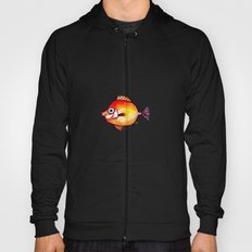Pesce rosso Hoody