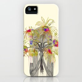 TREES NEVER LIED 08 iPhone Case