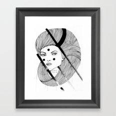 Elephant Gun Framed Art Print