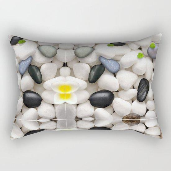 Pebble wash rock river new design 2016 Rectangular Pillow