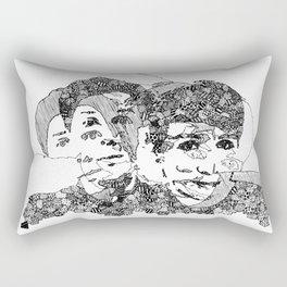 Danisnotonfire & AmazingPhil  Rectangular Pillow