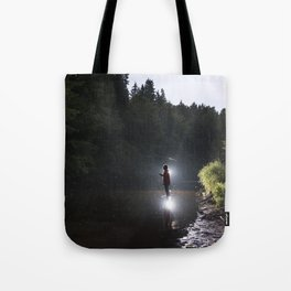 PEI Fly Fisher Tote Bag
