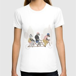 Bears in spring T-shirt