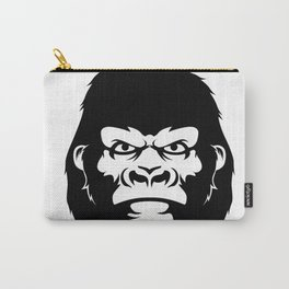 Gorilla face Carry-All Pouch