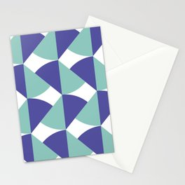 Underwater Colors Stationery Cards