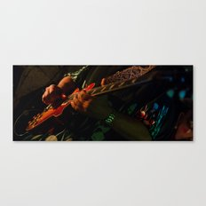 The Blues Rebels at the Container Canvas Print