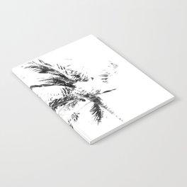Palm Tree Sketch Notebook
