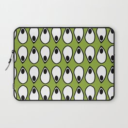 Green Dive- plongeon vers -eyes5 Laptop Sleeve