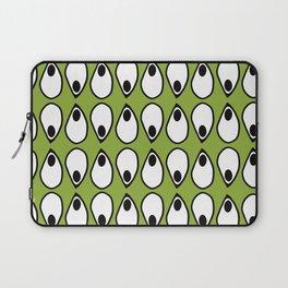 Green Dive- plongeon vers -eyes5 Laptop Sleeve