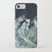 wizard iPhone & iPod Cases featuring WIZARD by Beth Hoeckel