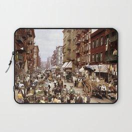 Mulberry Street NYC 1900 Laptop Sleeve