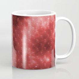 Scorpio Nebula Pattern Coffee Mug