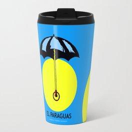 El Paraguas Loteria Mexican Pop Art Travel Mug