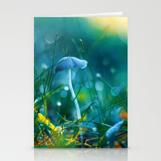 Emerging to Ocean Stationery Cards
