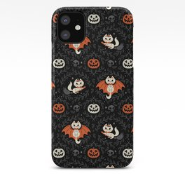Spooky Kittens iPhone Case