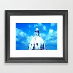 Radcliffe Camera Framed Art Print