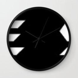 Hostile Shores LLC Wall Clock