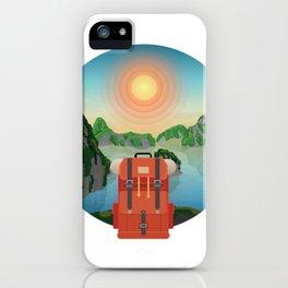 Wild Driven - Vietnam iPhone Case