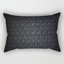 Black Diamond Rectangular Pillow