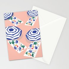 Matisse by the sun Stationery Cards