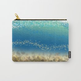 Abstract Seascape 04 wc Carry-All Pouch