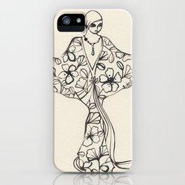 20's Girl iPhone Case