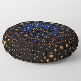 Constellations  Floor Pillow