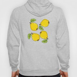 Quince Pattern Hoody