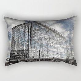 Baltimore [Sky cut 448] Maryland, Usa Rectangular Pillow