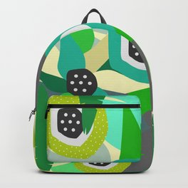 Bright tropical vibe Backpack