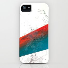 Memoir #7 iPhone Case