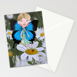the flower fairy Stationery Cards